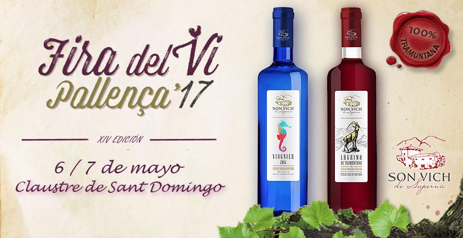 Son Vich de Superna at the Pollença Wine Fair
