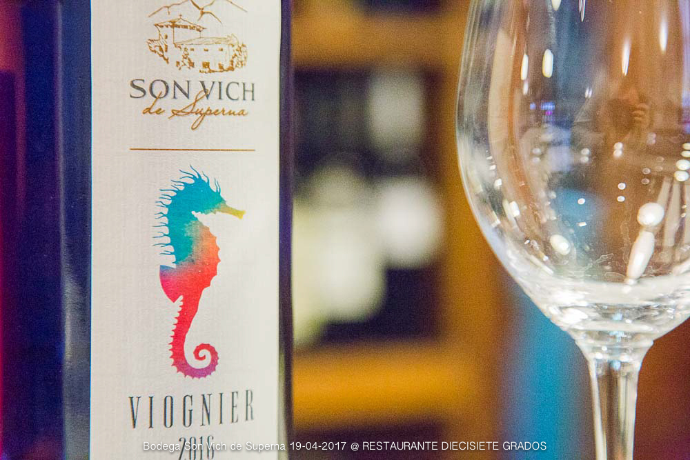 """Son Vich present in """"Tast de vins Mallorquins"""" organized by licores Moyà"""