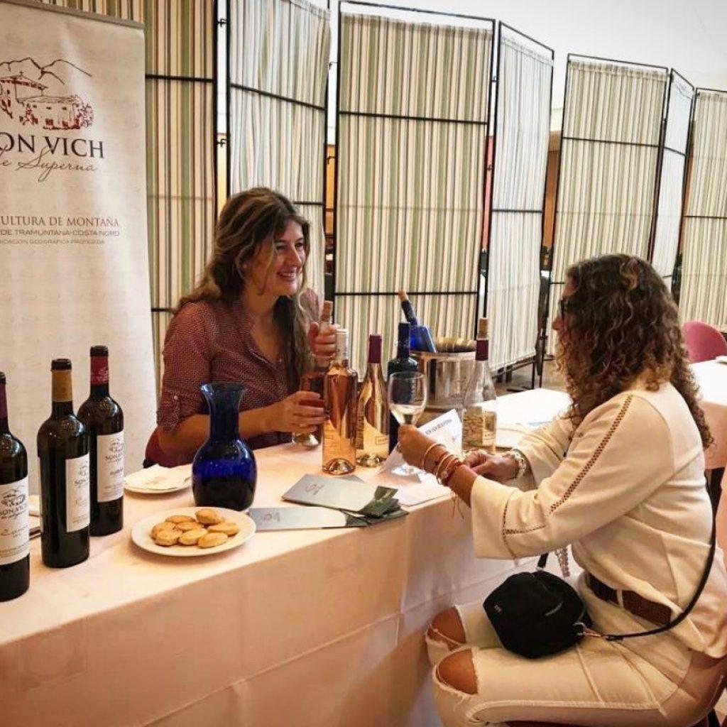 Wine degustation in Mallorca