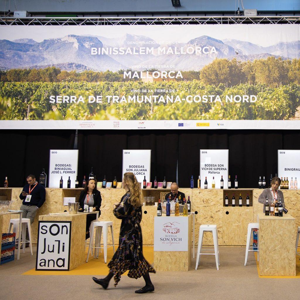 Bodega Son Vich presente en Barcelona Wine Week (BWW)